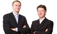 Andrej Ürge & Peter Ledermann
